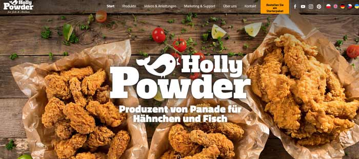 Holly Powder