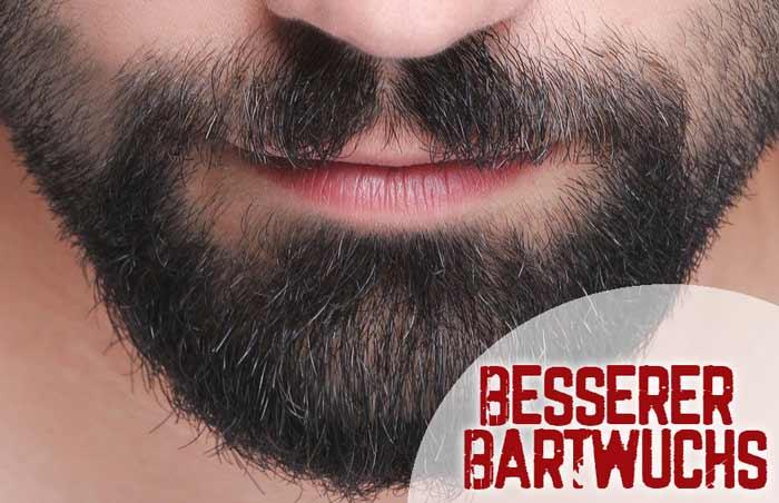 Besserer-Bartwuchs