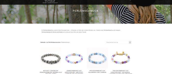 Perlen-Schmuck