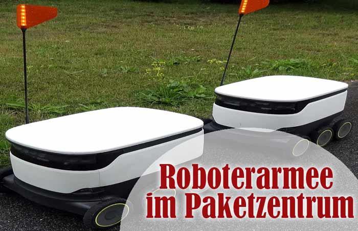 Roboterarmee